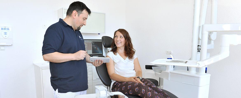 Patientenaufklärung Zahnarzt Stuttgart Zuffenhausen