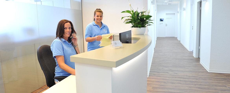 Zahnarztpraxis Stuttgart Zuffenhausen Dr. F. Anar